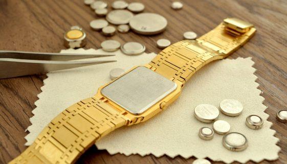 horloge batterij vervangen